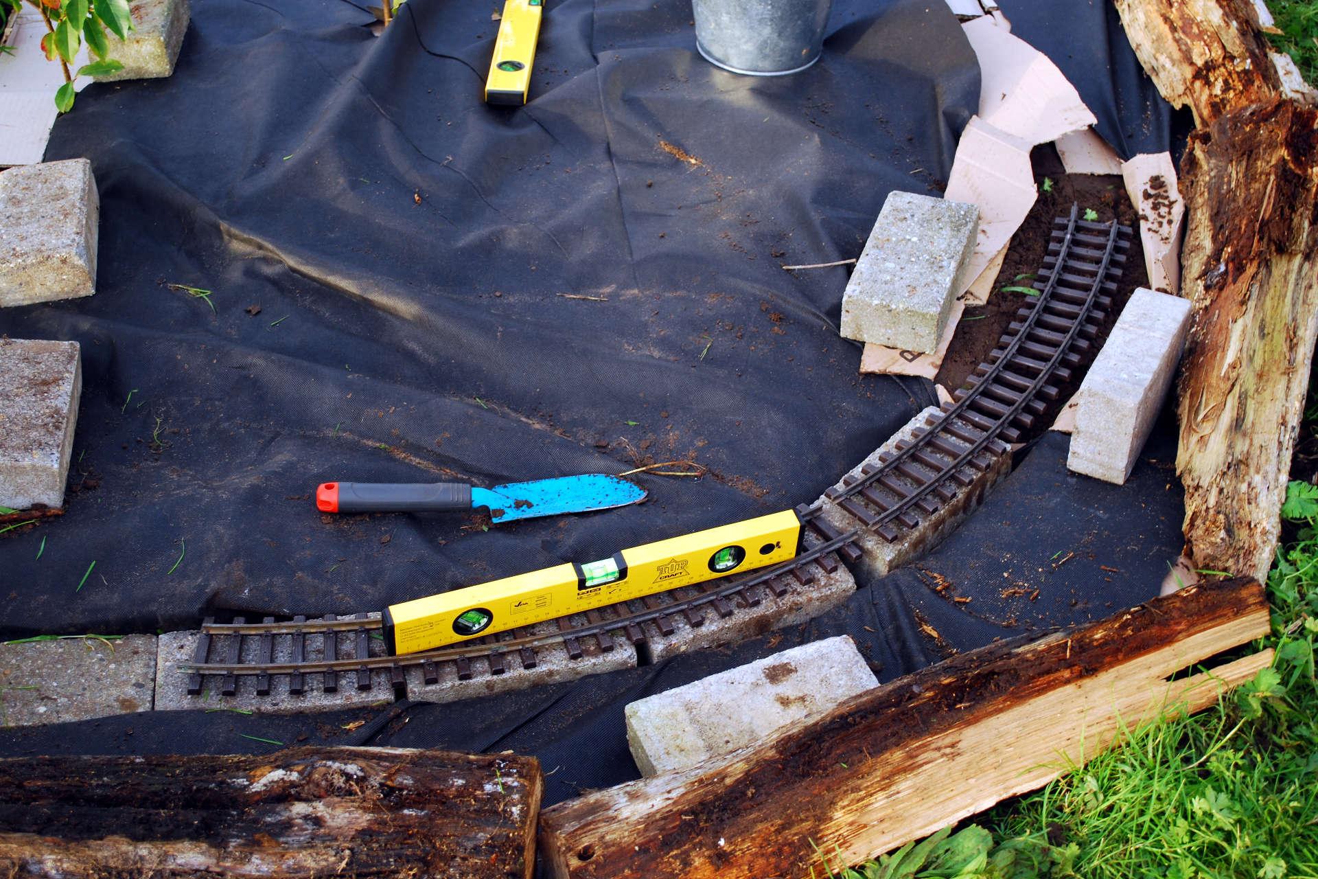 Garden Railway: Breaking Ground | Frédéric Zamit